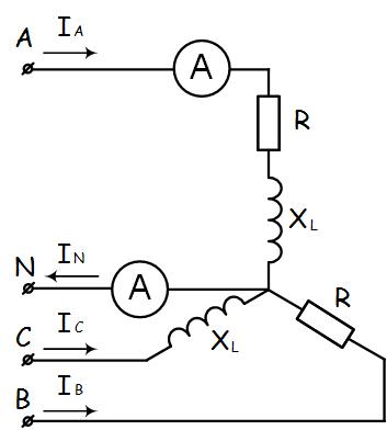 Электротехника трехфазные цепи решение задач решение текстовых задач 6 класс факультатив